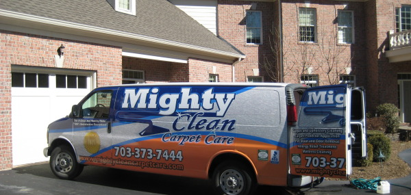 Carpet Cleaning Northern VA Residential
