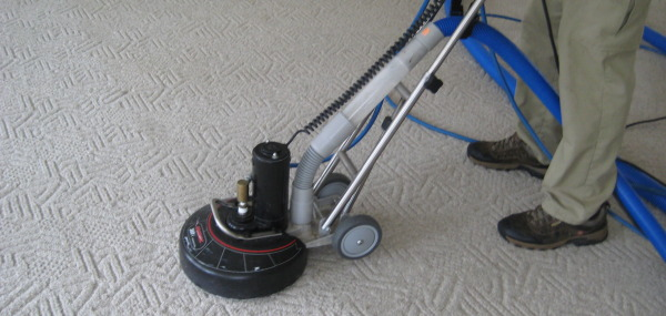 Carpet Cleaing Rotary Wand