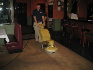 Commercial Carpet Cleaning Chantilly