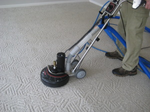 Carpet Cleaning Rotary Wand